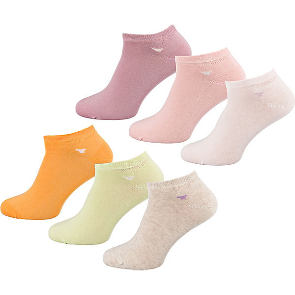 6er Pack  Sneakersocken