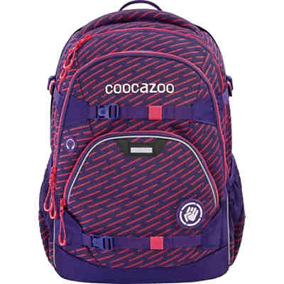 Schulrucksack ScaleRale FreakaSneaka Rose Purple Ltd. Edition