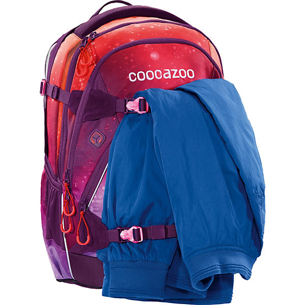 Schulrucksack ScaleRale OceanEmotion Galaxy Pink Ltd. Edition