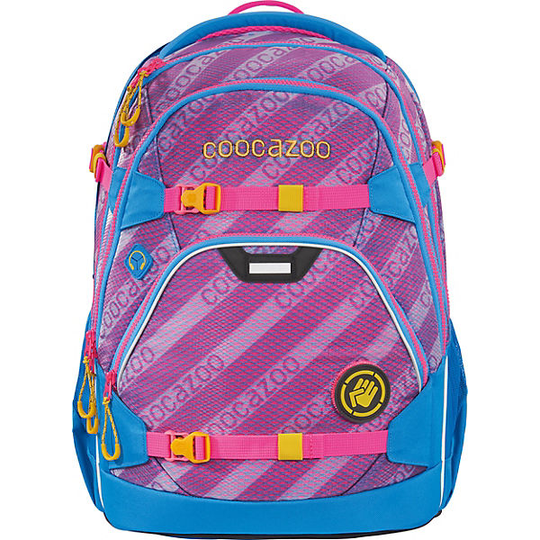 Schulrucksack ScaleRale MeshFlash Neonpink Ltd. Edition