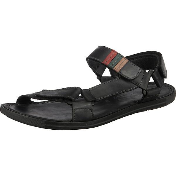 Beste Wahl Paul Vesterbro Klassische Sandalen schwarz