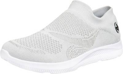 rieker, Slip On Sneaker, grau kombi   mirapodo