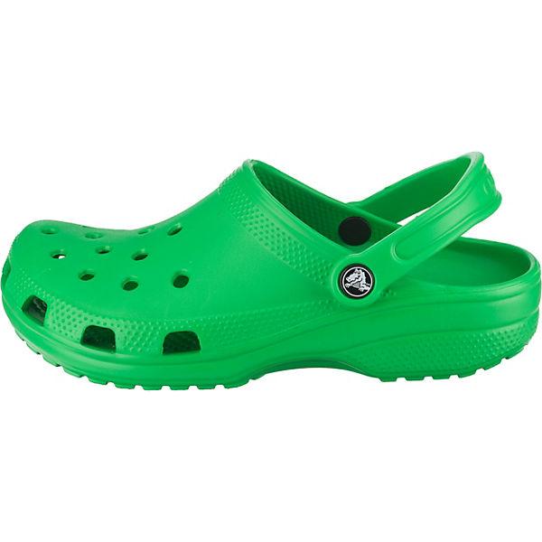 crocs  Classic Clogs  grün