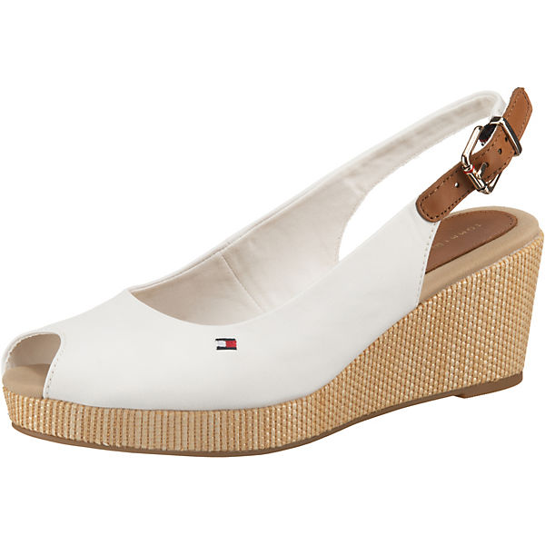 ICONIC ELBA SLING BACK WEDGE Keilsandaletten