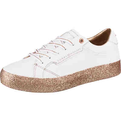 GLITTER FOXING DRESS SNEAKER Sneakers Low