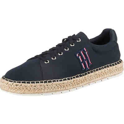 NAUTICAL TH LACE UP ESPADRILLE Sneakers Low