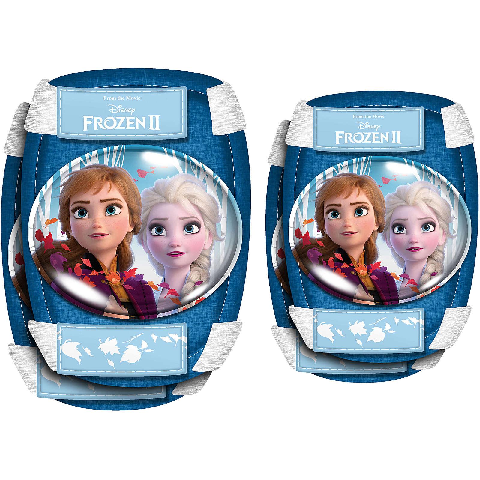 Protektoren Frozen Die Eiskönigin blau Mädchen