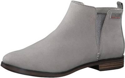 AKTUELLE Damen Stiefeletten Schuhe Chelsea kurzschaft flache Boots 36-41