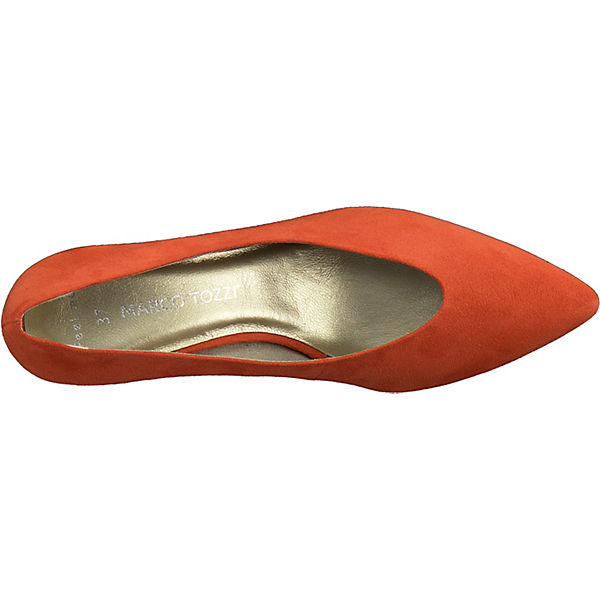 Marco Tozzi Klassische Pumps Orange BuIrjXtI