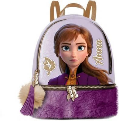 Disney Die Eiskönigin, Freizeitrucksack Die Eiskönigin II, blaulila
