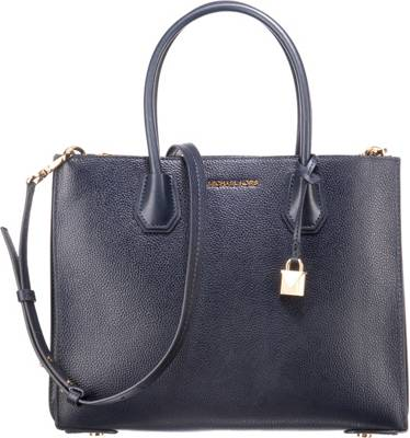 Michael Kors Mercer Tasche One Size Orange:
