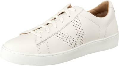 Vionic, Honey Lthr Sneakers Low, weiß