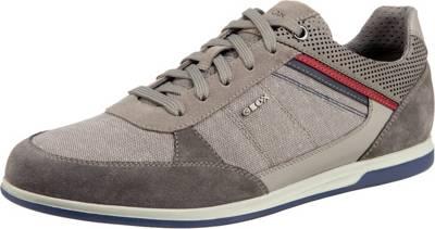 Geox Herren U Renan C Sneaker