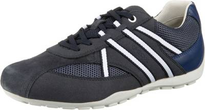 GEOX, U Ravex Sneakers Low, grau