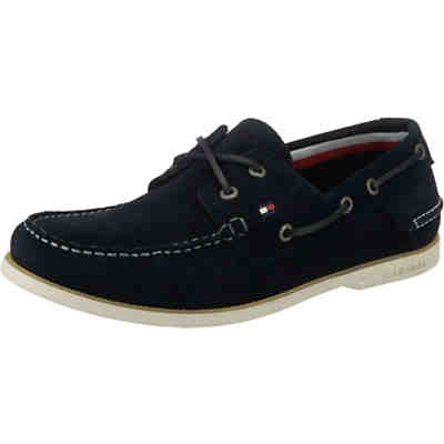 CLASSIC SUEDE BOATSHOE Bootsschuhe