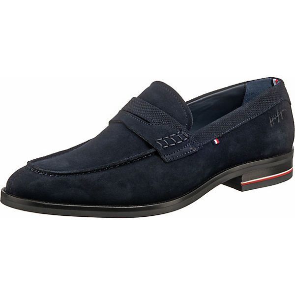 SIGNATURE HILFIGER SUEDE LOAFER Business Schuhe