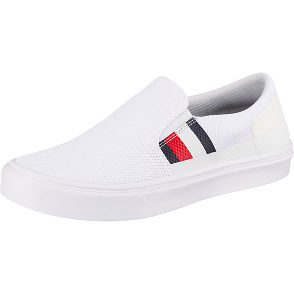 LIGHTWEIGHT STRIPES KNIT SLIP ON Sportliche Slipper