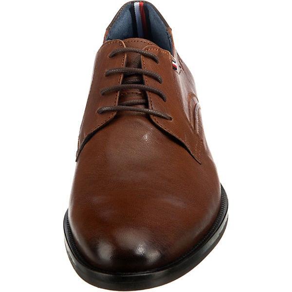 SIGNATURE HILFIGER LEATHER SHOE Business Schuhe