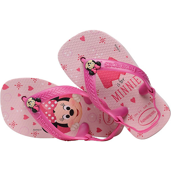 Disney Minnie Mouse Baby Zehentrenner