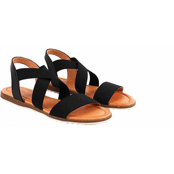 Erstaunlicher Preis Apple of Eden Beta Klassische Sandalen schwarz