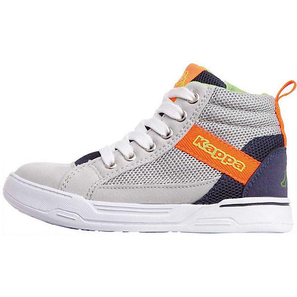 Gutes Angebot Kappa Sneakers High KELDON für Jungen grau