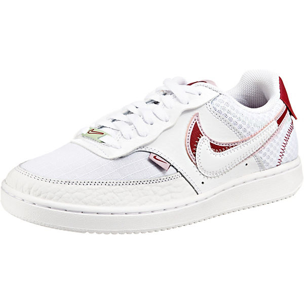 Wmns Court Vision Lo Prmv Sneakers Low
