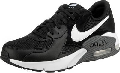Nike Sportswear, Air Max Excee Sneakers Low, schwarz