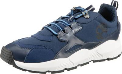 Timberland, Ripcord Arctra Sneakers Low, dunkelblau