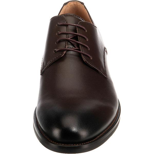 Digel Business Schuhe Dunkelbraun