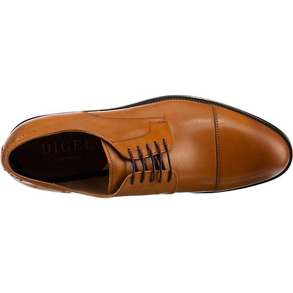 DIGEL  Business Schuhe  cognac