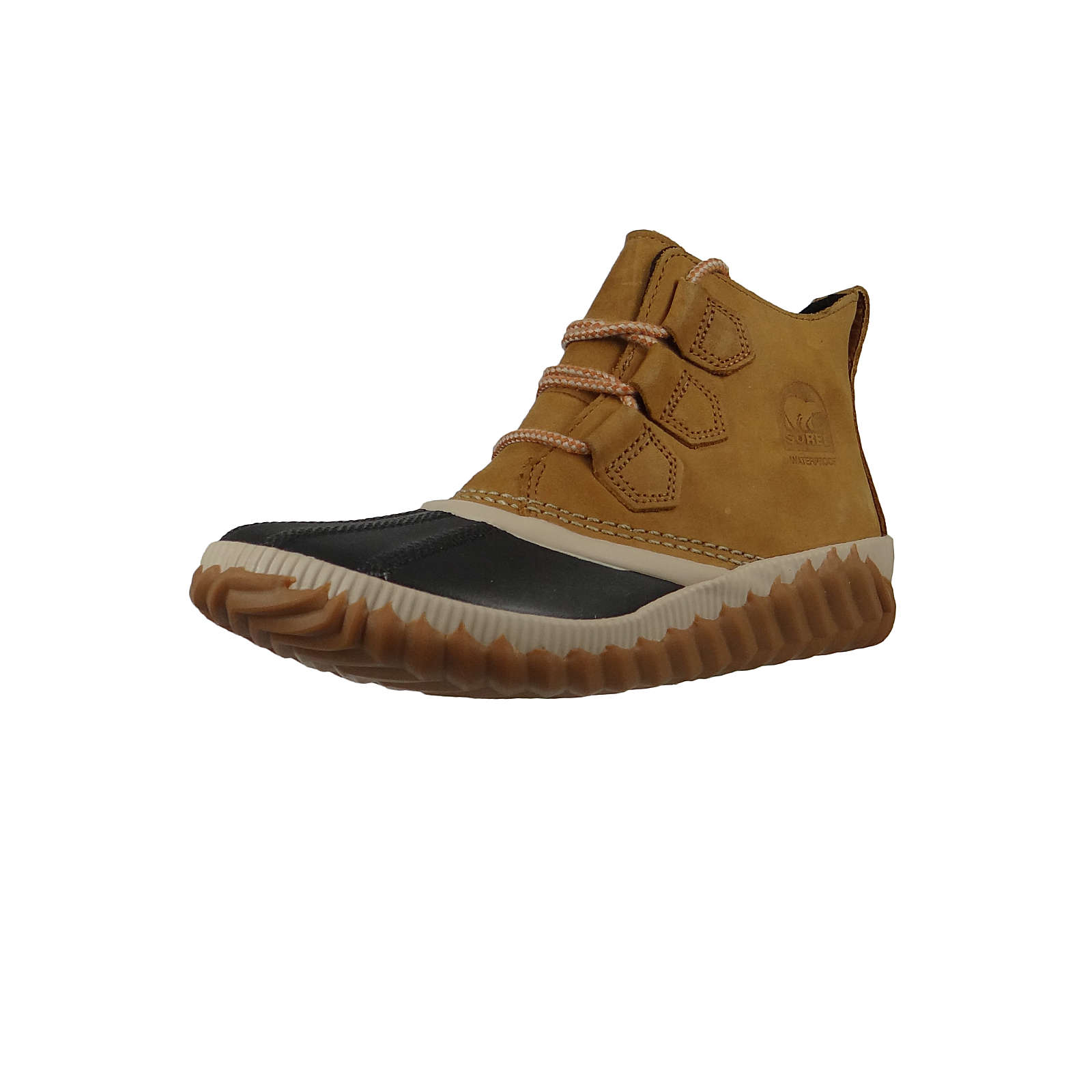 SOREL Leder Stiefelette Out´n About Plus Elk Braun NL3069-286 Ankle Boots