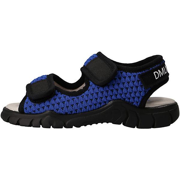Gutes Angebot Däumling  Sandalen Weite S für schmale Füße für Jungen  blau