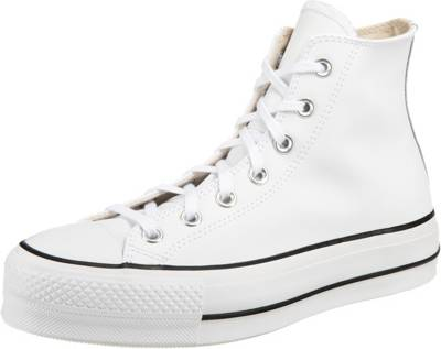 CONVERSE, Chuck Taylor All Star Lift Sneakers High, weiß