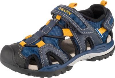 GEOX, Sandalen BOREALIS für Jungen, blau
