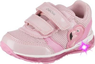 GEOX, Baby Sneakers GISLI für Mädchen, pink