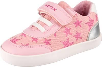 GEOX, Baby Sneakers GISLI für Mädchen, pink Qa1Z0