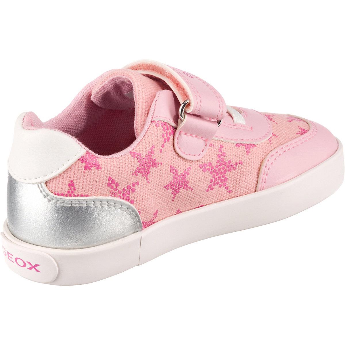 Geox, Baby Halbschuhe Gisli Für Mädchen, Pink