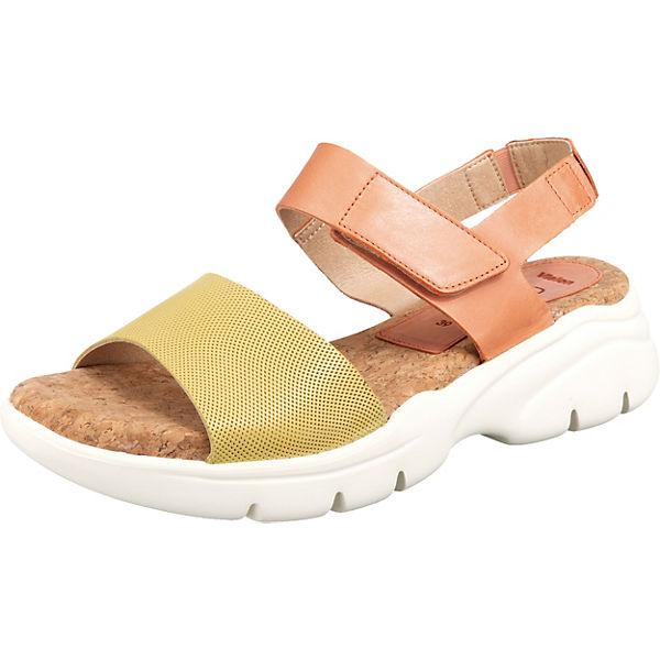 Erstaunlicher Preis camel active Vision Klassische Sandalen orange/gelb