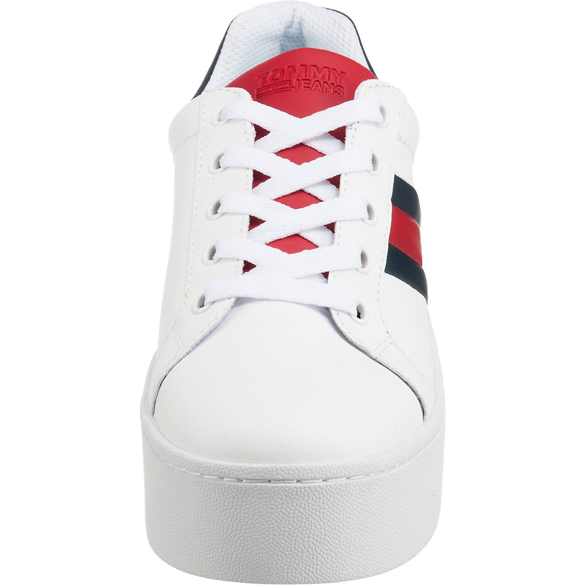 TOMMY JEANS Roxie 4a Sneakers Low weiß