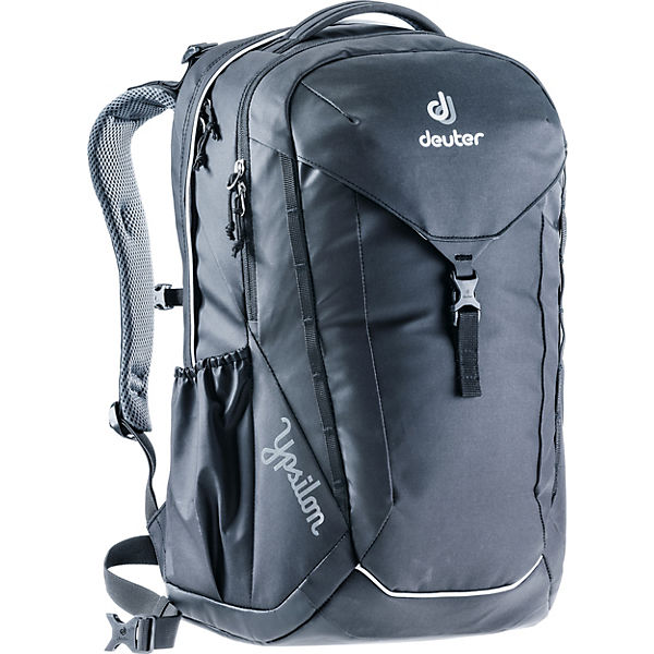 Schulrucksackset YPSILON Ltd. Edition simply black, 2-tlg.