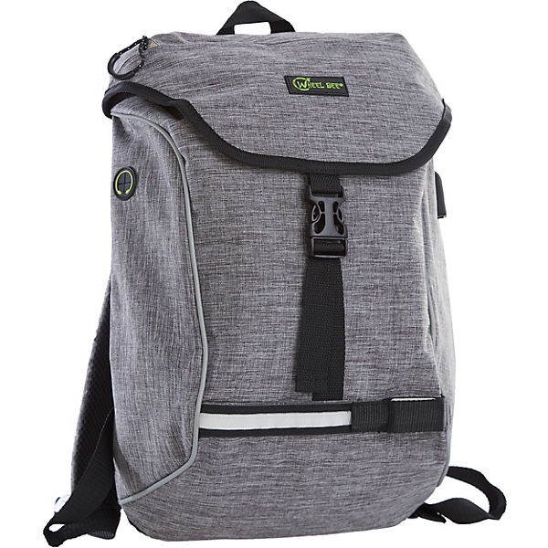 Freizeitrucksack City Lights LED