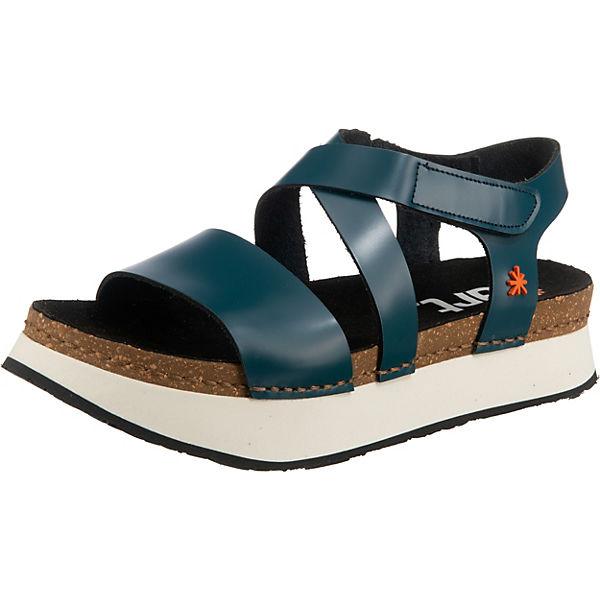 Erstaunlicher Preis *art Klassische Sandalen blau