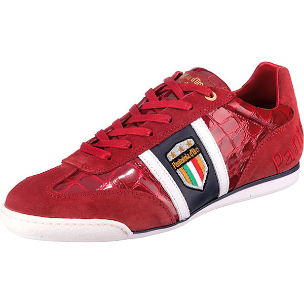 Beste Wahl Pantofola d'Oro Fortezza Uomo Low Sneakers Low rot