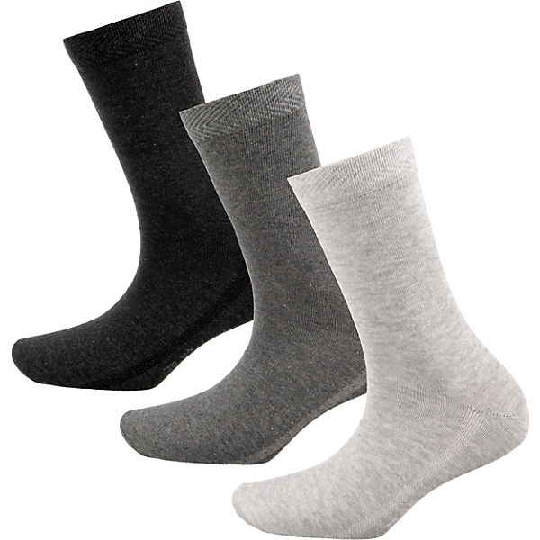 Women Basic Socks 3p
