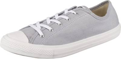 CONVERSE, Chuck Taylor All Star Dainty Ox Sneakers Low, grau