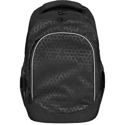 Schulrucksack Fly Lost in Black (Kollektion 2020)