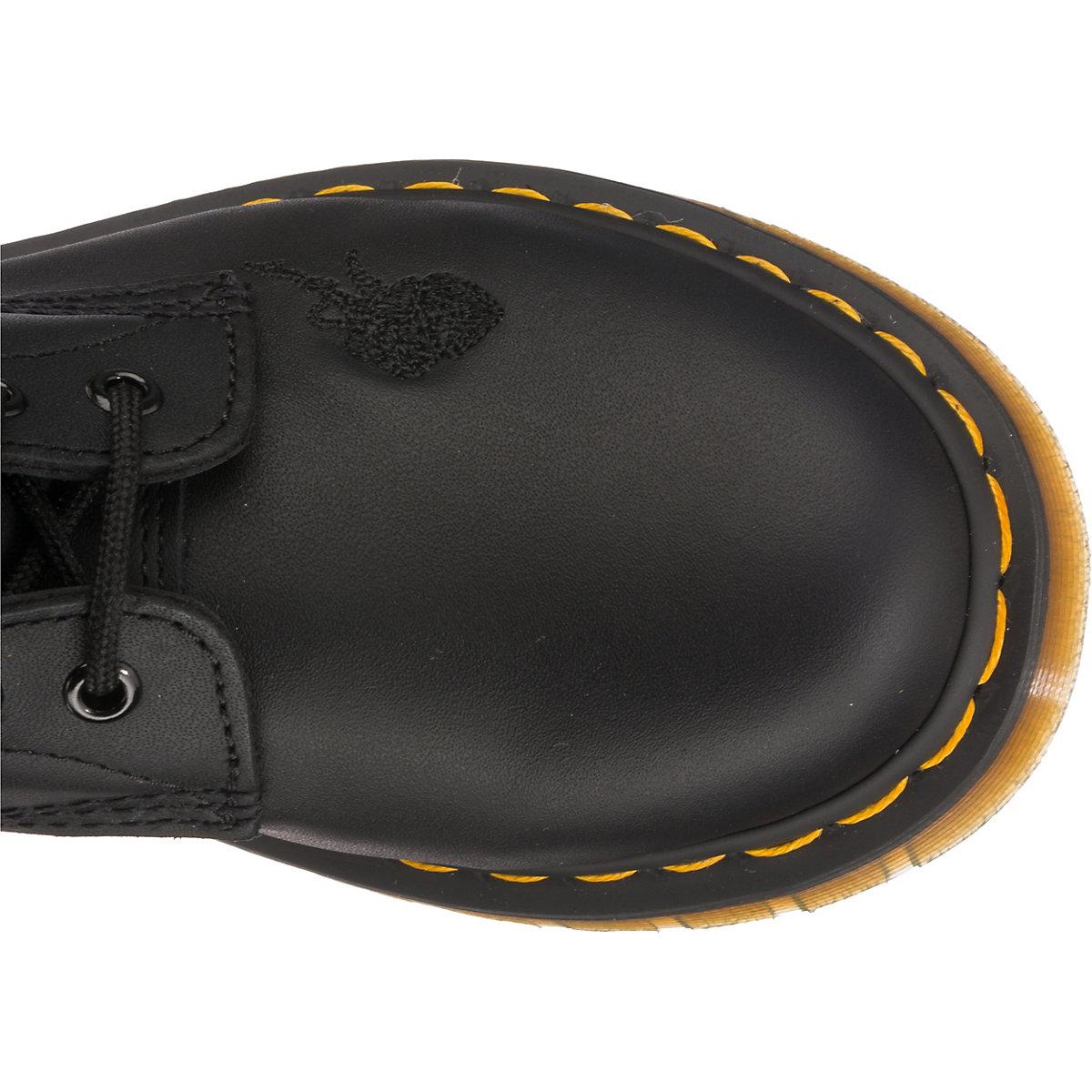 Dr. Martens 1914 Vonda Mono 14 Eye Boot Schnürstiefel schwarz