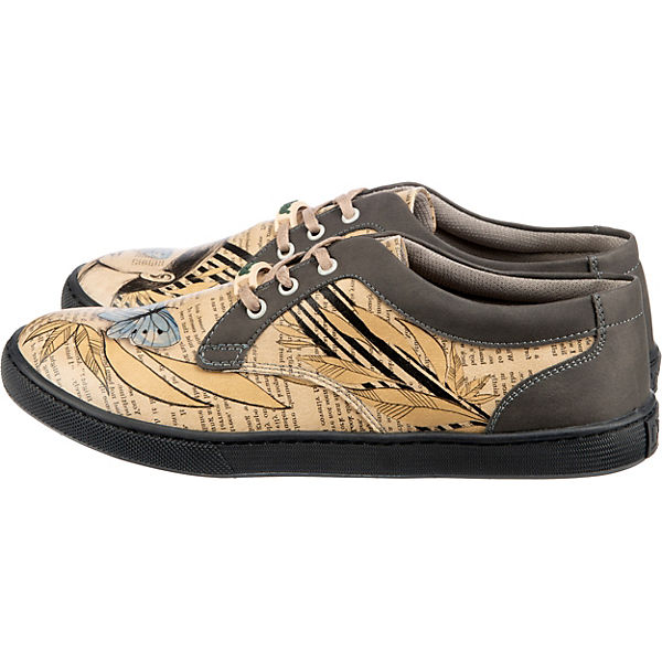 Dogo Shoes Cord-butterfly Queen Schnürschuhe Mehrfarbig