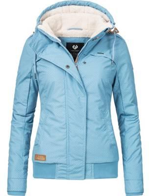 Khujo JAMILIA Winterjacke Damen grau im Online Shop von
