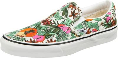 VANS, Ua Classic Slip On Sneaker, mehrfarbig